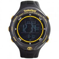 Buy Timberland Watches 13386JPBU-02 Washington summit Mens Black PU Strap Watch online