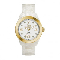 Buy Ice-Watch Ice elegant pearl gold Ladies Watch EL.PGD.U.AC.12 online