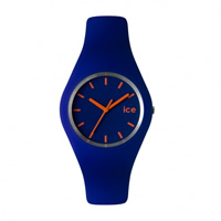 Buy Ice-Watch ICE.BE.U.S.12 Ice Unisex Blue Silicone Strap Watch online