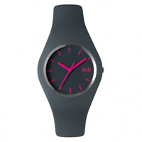 Buy Ice-Watch ICE.GY.U.S.12  Ice Unisex Gray Silicone Strap Watch online