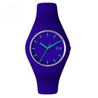 Buy Ice-Watch ICE.VT.U.S.12 Ice Unisex Violet Silicone Strap Watch online