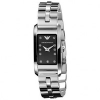 Buy Armani Watches AR3166 Emporio Armani Womans Stainless Steel Watch online