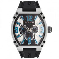 Buy Police Watches PL13845JS-02A Police Mens Cobra Watch online
