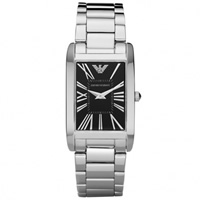 Buy Armani Watches Classic Stainless Steel Ladies Watch AR2054 online