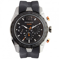 Buy Police Watches PL13593JSUB-02 Police Mens Eagle Multifunctional Watch online