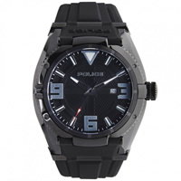 Buy Police Watches PL13093JSB-02 Police Mens Raptor Black Watch online