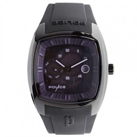 Buy Police Watches PL13547JSB-61 Police Mens Torque Black Watch online