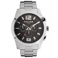 Buy Police Watches PL13399JS-02M Police Mens Trophy Lancer MF Multifunctional Watch online
