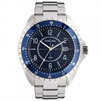 Buy Police Watches PL13669JS-03M Police Mens Miami Gents Watch online