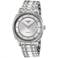 Buy Tissot Watches T059.507.11.031.00 Silver Gents T-Lord Watch online