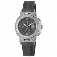 Buy Tissot Watches T048.217.17.057.00 Black Chronograph Ladies Watch online