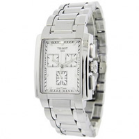 Buy Tissot Watches T061.717.11.031.00 Silver Chronograph Mens Watch online
