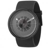 Buy Michael Young Watches MY03-6 Michael Young Mens Hacker Black Watch online