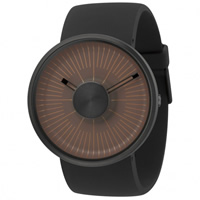 Buy Michael Young Watches MY03-10 Michael Young Mens Hacker Black & Brown Watch online