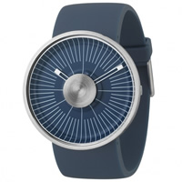 Buy Michael Young Watches MY03-2 Michael Young Mens Hacker Blue & Silver Watch online