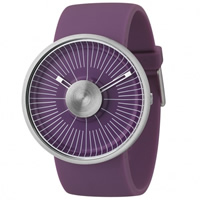 Buy Michael Young Watches MY03-4 Michael Young Mens Hacker Purple Watch online