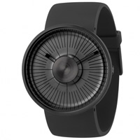 Buy Michael Young Watches MY03-07 Michael Young Mens Hacker Ultra Black Watch online