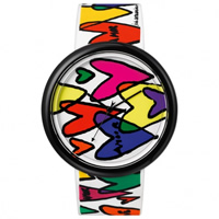 Buy JCDC Watches JC04-11 JC de Castelbajac Design Love Unisex Watch online
