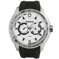 Buy Timberland Watches 13854JS-04 Juniper Mens Black Rubber Watch online
