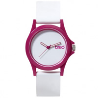 Buy Breo Watches Icon Pink & White Breo Watch B-TI-ICN83 online