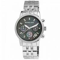 Buy Michael Kors Watches Ladies Black Chronograph Watch MK5021 online