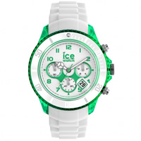 Buy Ice-Watch Ice Chrono Party Mojito White and Green Watch CH.WEM.BB.S.13 online