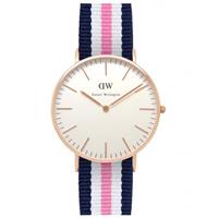 Buy Daniel Wellington 0506DW Classic Nato Southampton Ladies Nylon Watch online