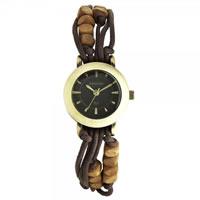 Buy Kahuna Watches Dark Brown Ladies Watch KLF-0008L online