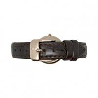 Buy Daniel Wellington 1002DW Classy York Rose Ladies Brown Leather Strap online