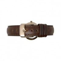 Buy Daniel Wellington 1000DW Classy St Andrews Rose Ladies Brown Leather Strap online