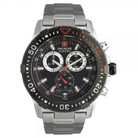 Buy Swiss Military 06-5172-04-007-07 Swiss X-Treme Stainless Steel Gents Watch online