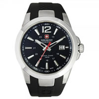 Buy Swiss Military 06-4165-04-007 Predator Pu Strap Gents Watch online
