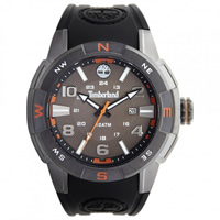 Buy Timberland Watches 13849JSU-61 Altamont Mens Black ION-Plated Watch online