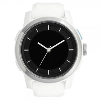 Buy Cookoo Watches White Unisex Bluetooth Smart Watch CKW-SW002-01 online