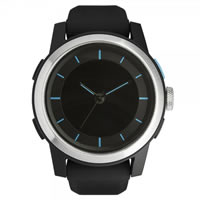 Buy Cookoo Watches Black Unisex Bluetooth Smart Watch CKW-SK002-01 online
