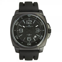 Buy Kennett Watches WVALPUBOB Gents Valour Black & Black Watch online