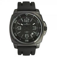 Buy Kennett Watches WVALPUBOB Gents Valour Black & Black Watch online