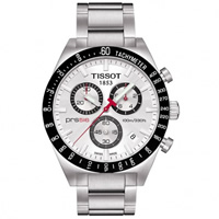 Buy Tissot Watches T044.417.21.031.00 Silver Mens Chronograph Watch online