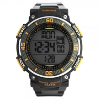 Buy Timberland Watches 13554JPB-04 Cadion Mens Black Rubber Strap Watch online