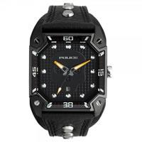 Buy Police Watches PL13888JSB-02 Police Mens Black Wildcard Watch online