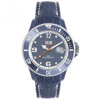 Buy Ice-Watch  Light Blue-Ice Denim Strap Gents Watch DE.LBE.B.J.13 online