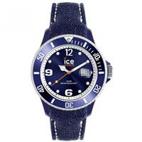 Buy Ice-Watch  Dark Blue-Ice Denim Strap Gents Watch DE.DBE.B.J.13 online