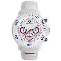 Buy Ice-Watch BMW Motorsport Chronograph Edition White Big-Big BM.CH.WE.BB.S.13 online
