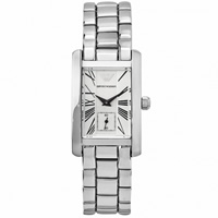 Buy Armani Watches AR0146 Stainless Steel Unisex Luxury Watch - Medium online