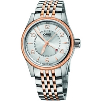 Buy Oris Gents Big Crown Meshed 2 Tone Bracelet Watch 75476794361MB online