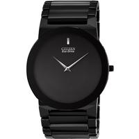 Buy Citizen Gents Ceramic Stiletto Blade Watch AR3055-59E online