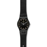 Buy Swatch Ladies Hora Negra Watch LB172 online