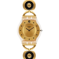 Buy Swatch Ladies Caring Swing Watch SFW106G online