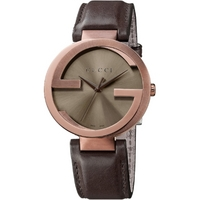 Buy Gucci Ladies Interlocking-G Watch YA133207 online