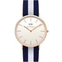 Buy Daniel Wellington Gents Classic Glasgow Watch 0104DW online